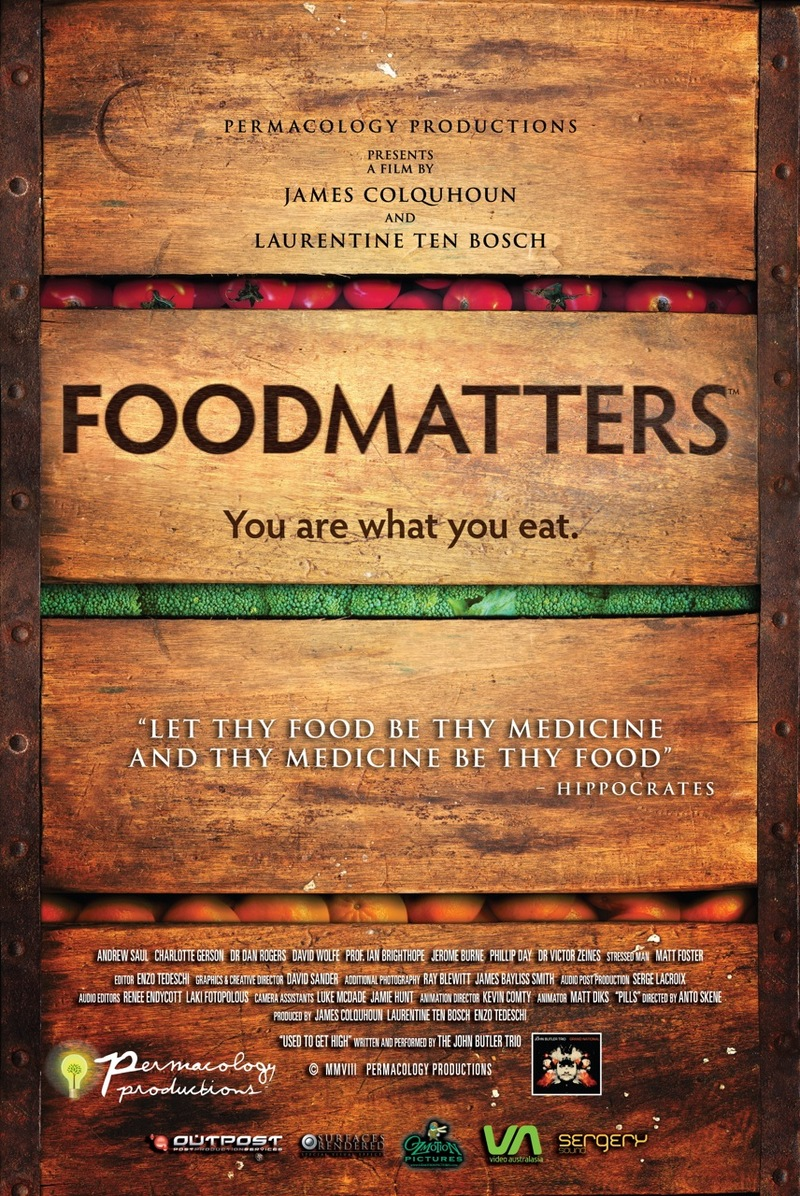 Food Matters Documentary Full Movie Free